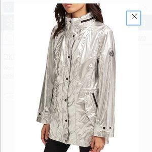 SUPER COOL DKNY RAIN COAT